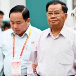 ၂၀၁၀ ျပည့္ႏွစ္ စက္တင္ဘာလက တ႐ုတ္ႏိုင္ငံသို႔ တရားဝင္အလည္အပတ္ သြားေရာက္တဲ့ ဗိုလ္ခ်ဳပ္မႉးႀကီး သန္းေရႊ (ဓာတ္ပံု – Reuters)