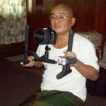 လူရႊင္ေတာ္၊ သ႐ုပ္ေဆာင္၊ ဒါ႐ုိက္တာ ဇာဂနာ (ဓာတ္ပံု - Facebook / Maung Thura)