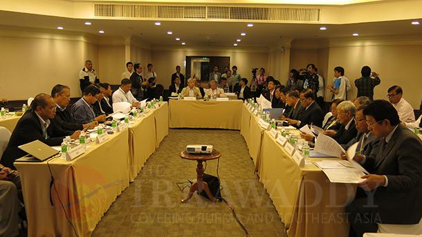 UNFC, တိုင္းရင္းသား, အပစ္အခတ္ ရပ္စဲေရး, ၿငိမ္းခ်မ္းေရး, အစိုးရ