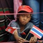 ဒုကၡသည္, ဒုကၡသည္စခန္း, ဗုိလ္ခ်ဳပ္မႉးႀကီး မင္းေအာင္လႈိင္, NCPO, ထိုင္း