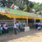 ႀကံခိုင္ေရး ပါတီ, အစိုးရ ၀န္ထမ္း , NLD