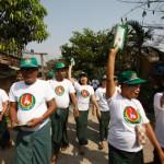 ၂၀၁၅ ေရြးေကာက္ပြဲ, USDP , ျပည္ေထာင္စုႀကံ့ခုိင္ေရးႏွင့္ ဖြံ႕ၿဖဳိးေရးပါတီ ,