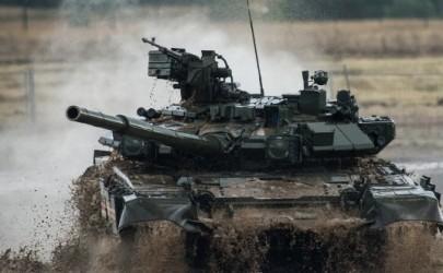 T-90, T- 14 Armata