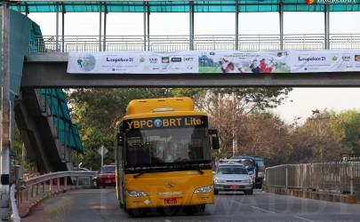 ရန္ကုန္ၿမိဳ႕, သယ္ယူပို႔ေဆာင္ေရးစနစ္, BRT,