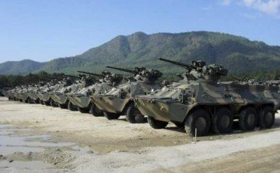 BTR – 3U