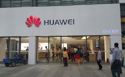 Huawei, Samsung