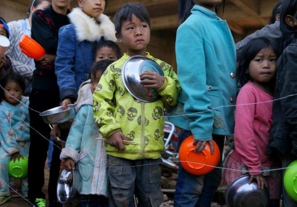 ဖားကန္႕ေဒသအတြင္း မူးယစ္ေဆးဝါး သုံးစြဲသူတဦး (ဓာတ္ပံု - Reuters)