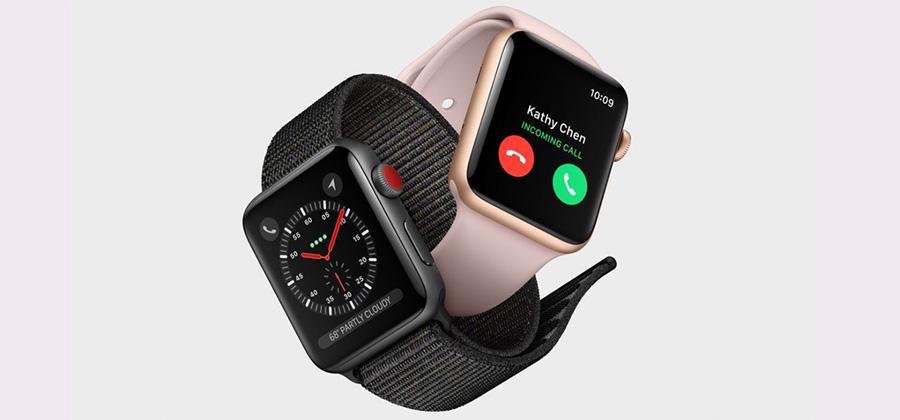 နၫ္းပညာ်မင့ၼားတဲ့ Apple Watch Series 3 ရဲ႕ အားနၫ္းခ္က္