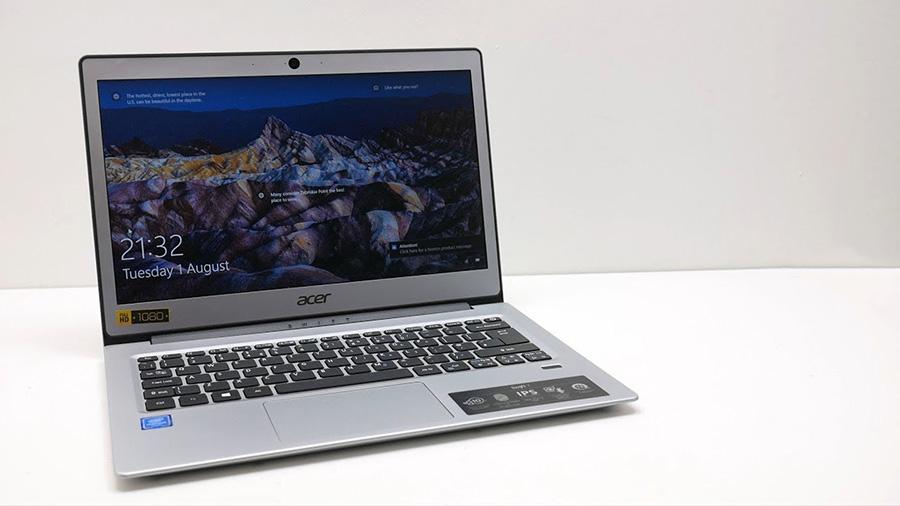 acer swift 1 laptop. Black Bedroom Furniture Sets. Home Design Ideas