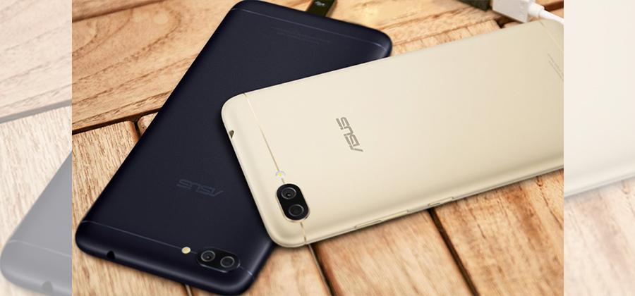 ဖုႏ္းအား၂ ဆ ပိုခံတဲ့ ဘကၳရီနဲ႔ Wide Lens တပၧငၴားတဲ့ ASUS Zenfone 4 Max Pro