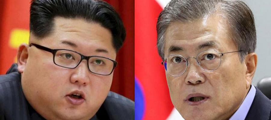 ကိုးရီးယား ၂ ႏိုင္ငံ ထိပ္သီးေၾတ႕ဆုံျပဲေအၾကာင္း သိေကာင္းစရာ