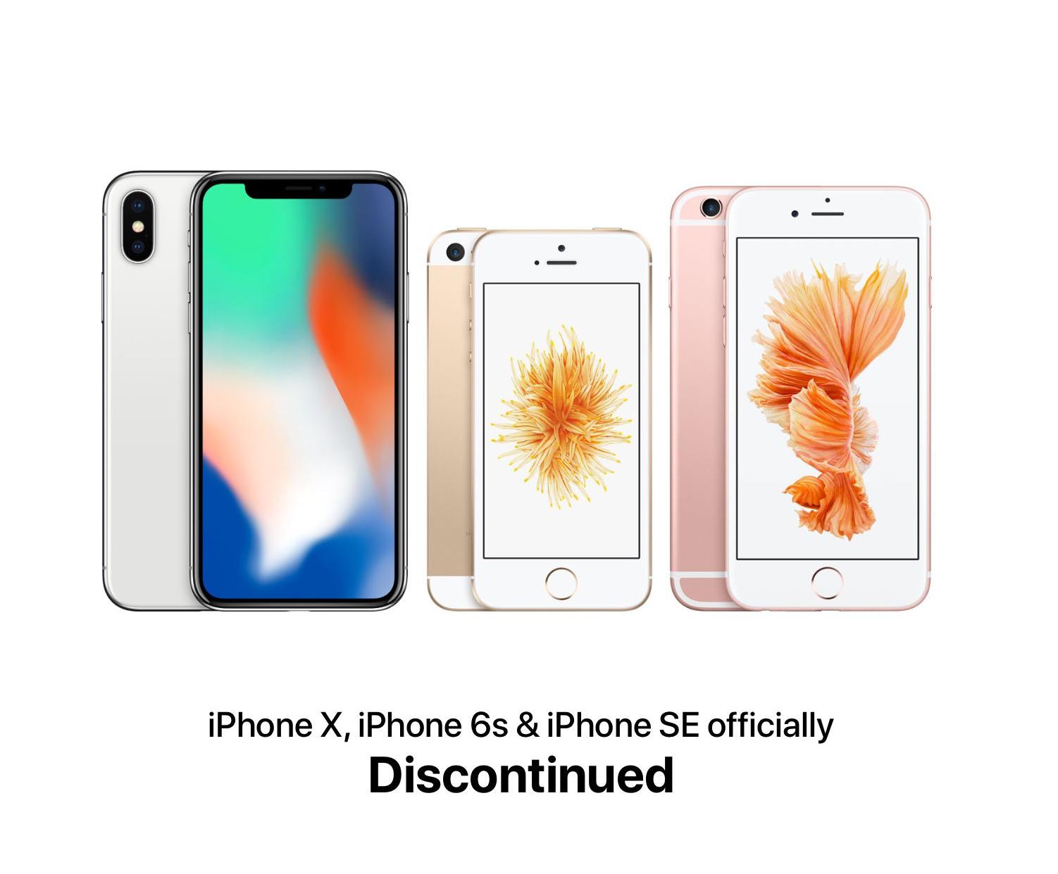 iPhone X နဲ႔ iPhone SE ထုတႅဳပၼႈကို Apple ရပၧိဳင္း