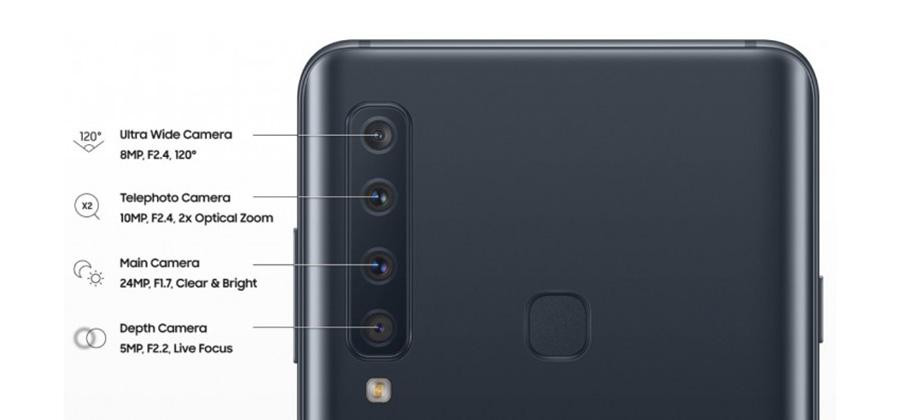 ကမာၻ႔ပထမဆုံး ေက္ာကငၼရာေလးလုံးပါ စမတၹဳႏ္းကို Samsung မိတၦက္