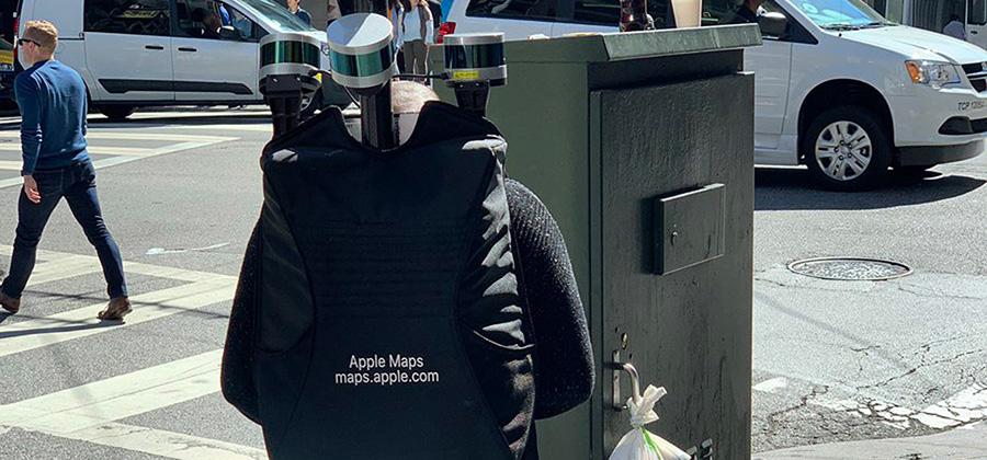 ေ်မပုံေဒတာကို ဆႏၧာပါ ေက္ာပိုးအိတ္ေၾတနဲ႔ ေ်ခလ္င္ေကာက္ယဴေနၿပီ်ဖစၲဲ့ Apple