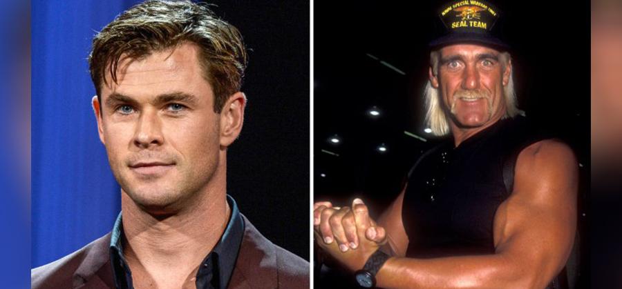 ကမာၻေက္ာၷပႏ္းစူပါစတား Hulk Hogan အ်ဖစ္သ႐ုပ္ေဆာငၼယ့္ Chris Hemsworth