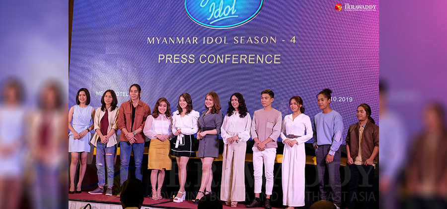 Image result for myanmar idol season 4 top conference
